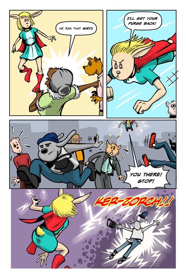 Mary Havoc:  Page 5